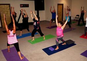 Yoga Vinyasa Flow
