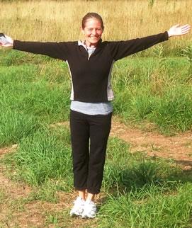 Susan Darby Yoga Instructor